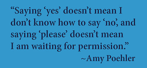 Amy Poehler Yes Please