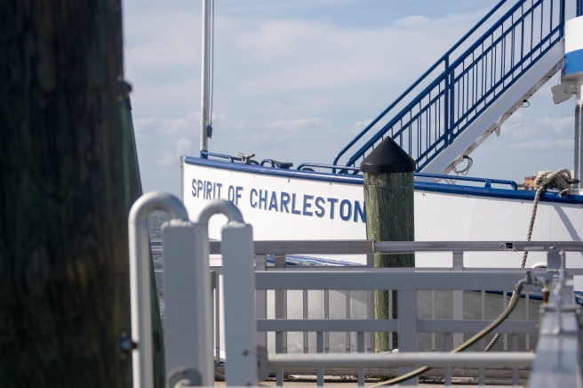 Spirit of Charleston - Fort Sumter