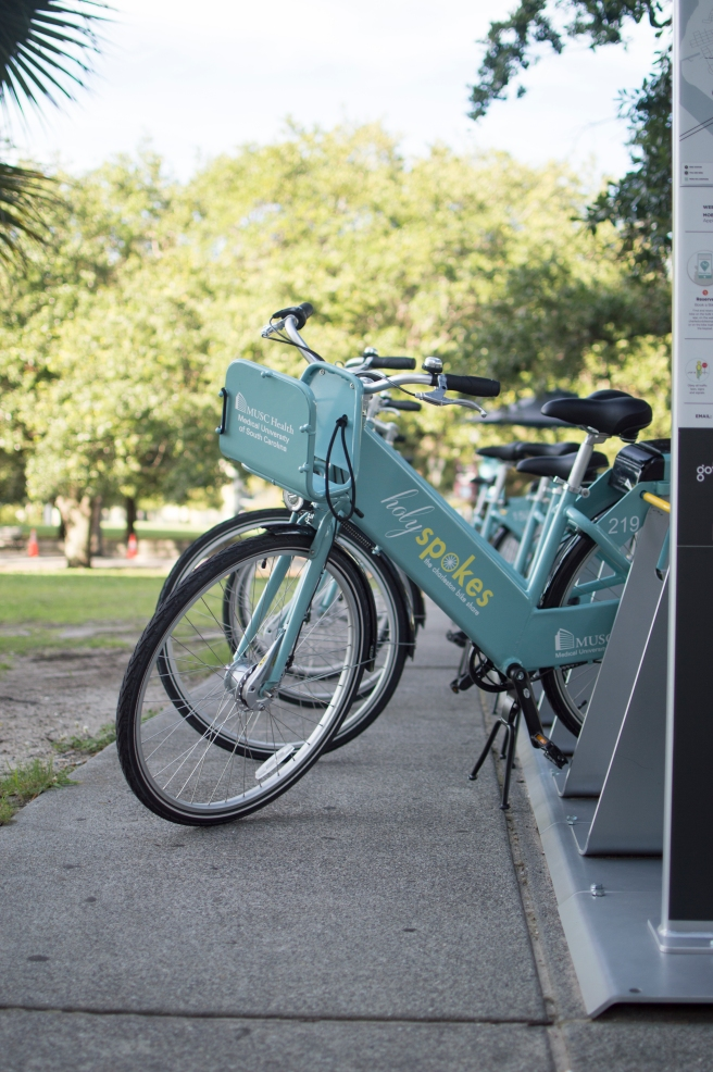 Bike Share Charleston