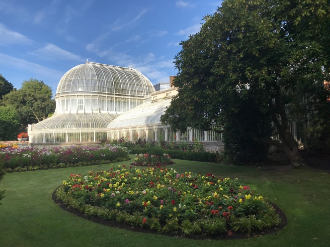 Palm House Botanical Gardens Belfast