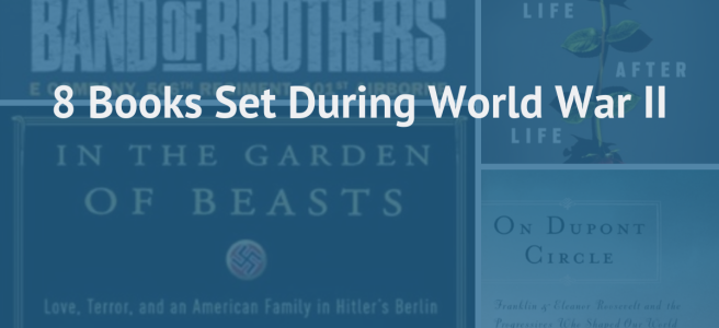 Eight Books Set in World War II