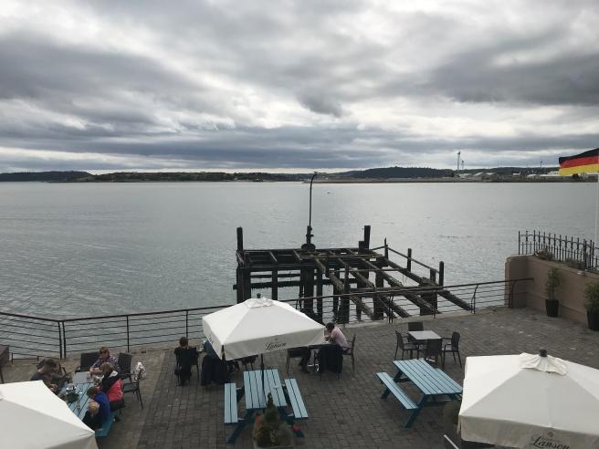 Cobh Dock