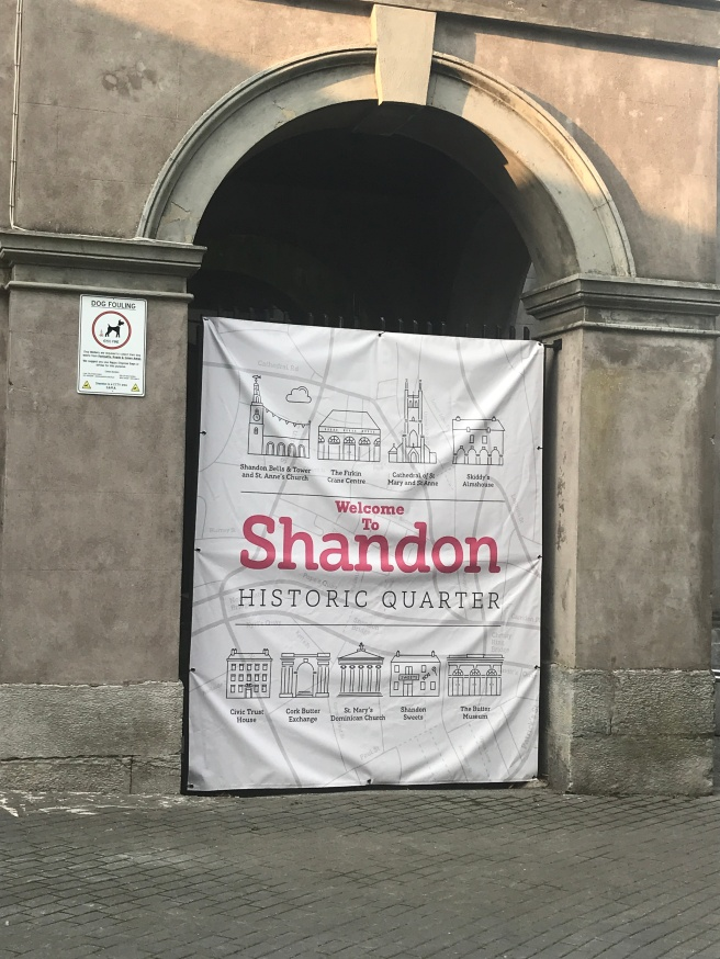 Shandon Quarter Cork