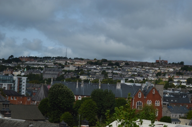 View of Cork from Elizabeth Fort
