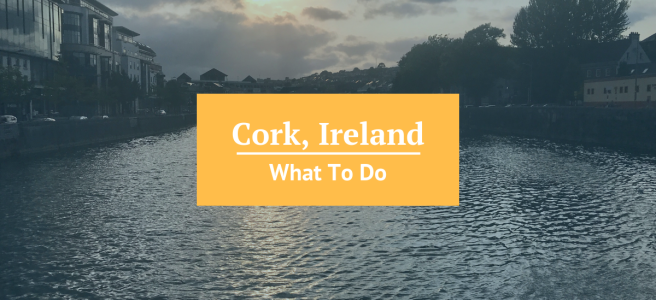 Cork, Ireland, What to do