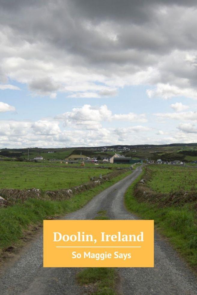 Doolin Ireland Maggie Arden