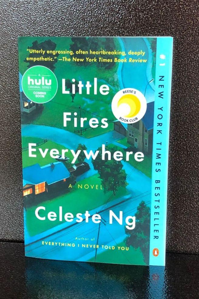 Little Fires Everywhere - Book